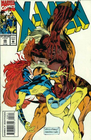 X-Men # 28