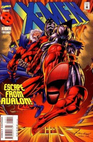 X-Men 43 - Falling From Grace
