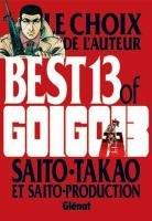 Golgo 13 édition Choix de l auteur