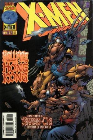 X-Men # 62