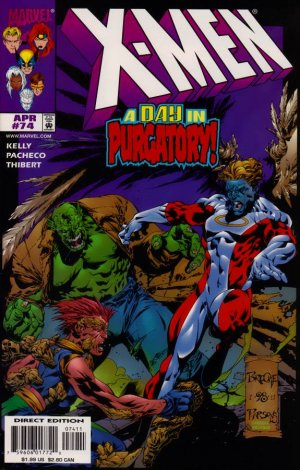 X-Men # 74