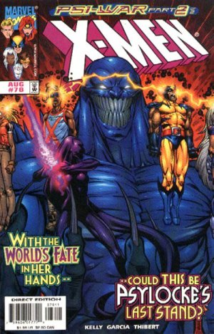 X-Men # 78