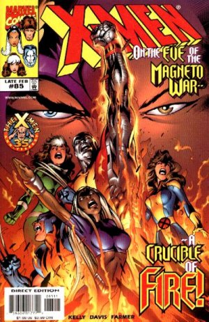 X-Men 85 - A Tale of Two Mutants