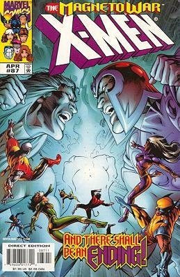 X-Men # 87