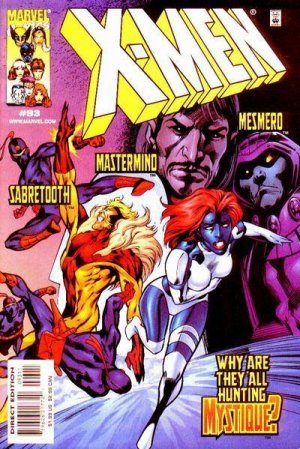 X-Men # 93