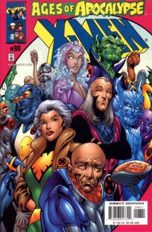 X-Men # 98