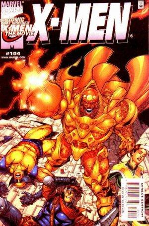 X-Men # 104