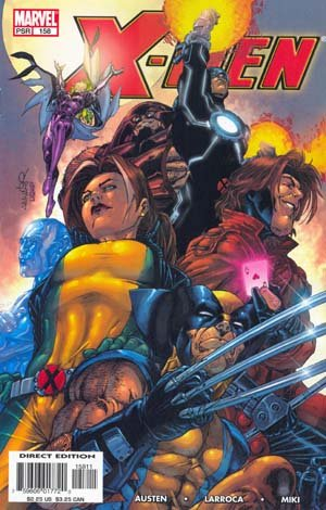 X-Men # 158 Issues V1 - Suite (2004 - 2008)