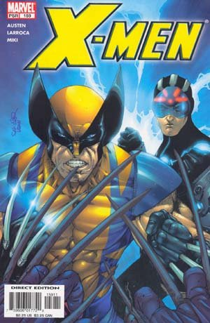 X-Men # 159 Issues V1 - Suite (2004 - 2008)