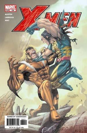 X-Men # 164