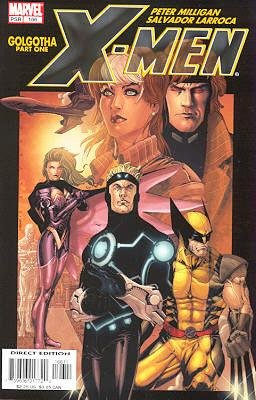 X-Men # 166