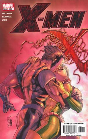 X-Men # 169 Issues V1 - Suite (2004 - 2008)