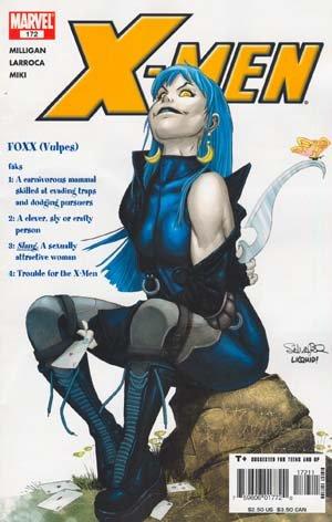 X-Men # 172