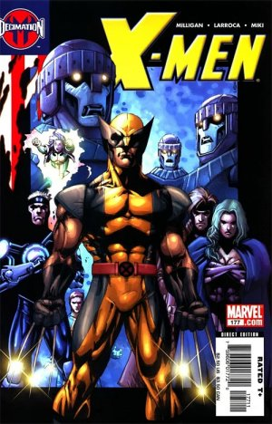 X-Men # 177 Issues V1 - Suite (2004 - 2008)