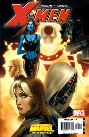 X-Men # 187 Issues V1 - Suite (2004 - 2008)