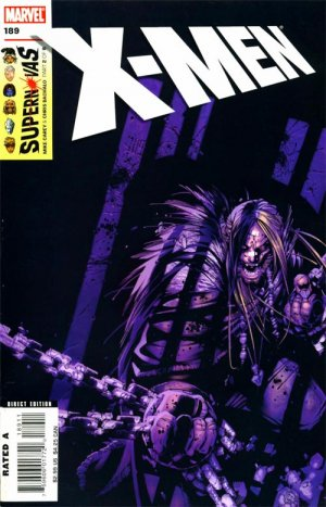 X-Men # 189 Issues V1 - Suite (2004 - 2008)