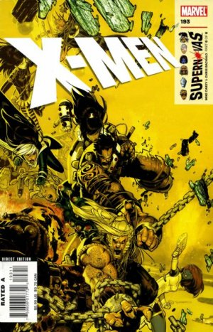 X-Men # 193 Issues V1 - Suite (2004 - 2008)
