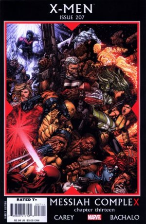 X-Men # 207