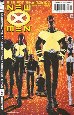New X-Men édition Issues V1 (2001 - 2004)