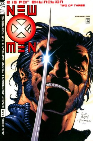 New X-Men 115 - E is for Extinction Two of Three