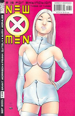 New X-Men # 116 Issues V1 (2001 - 2004)