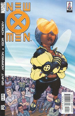 New X-Men 119 - Germ Free Generation Two of Three