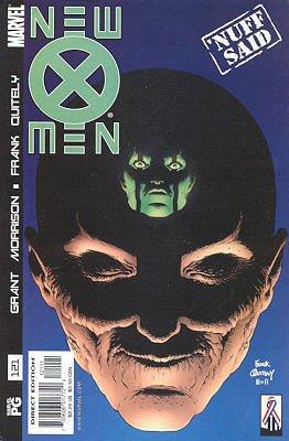 New X-Men 121 - Silence: Psychic Rescue in Progress