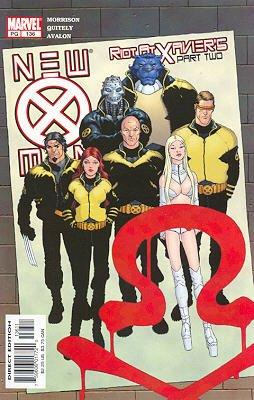 New X-Men 136 - When X Is Not X