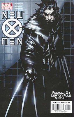 New X-Men 142 - Brimstone & Whiskey