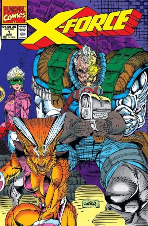 X-Force édition Issues V1 (1991 - 2002)