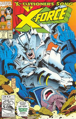 X-Force # 17 Issues V1 (1991 - 2002)
