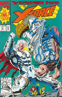 X-Force # 18 Issues V1 (1991 - 2002)