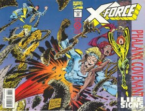 X-Force # 38 Issues V1 (1991 - 2002)