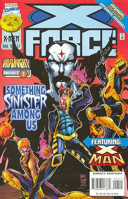 X-Force # 57 Issues V1 (1991 - 2002)