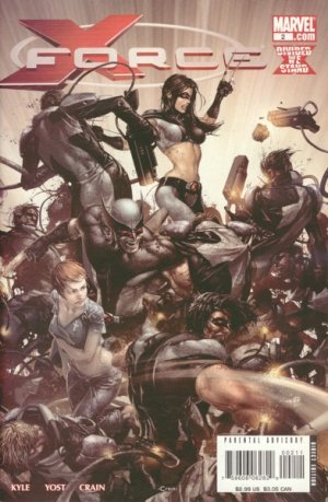 X-Force # 2 Issues V3 (2008 - 2010)