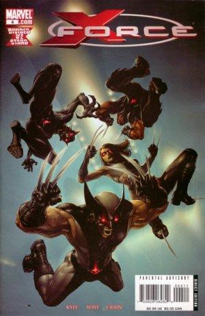 X-Force # 4