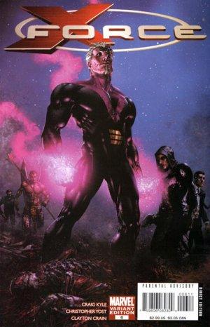 X-Force # 6