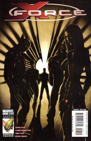 X-Force # 7 Issues V3 (2008 - 2010)