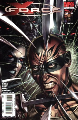 X-Force # 8 Issues V3 (2008 - 2010)