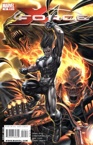 X-Force # 10