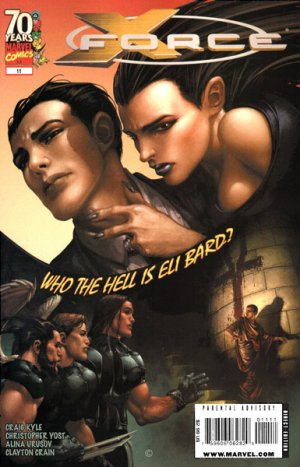 X-Force # 11 Issues V3 (2008 - 2010)