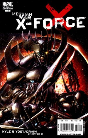 X-Force # 14 Issues V3 (2008 - 2010)