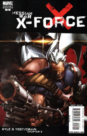 X-Force # 15 Issues V3 (2008 - 2010)