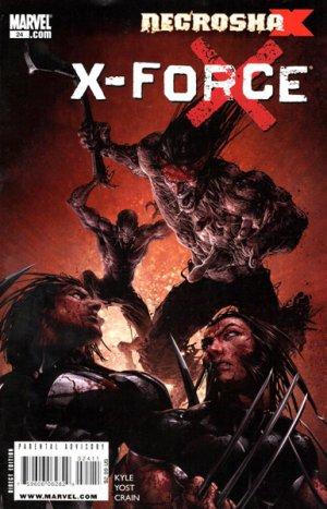 X-Force # 24