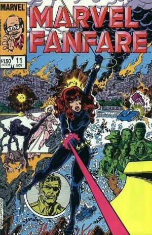 Marvel Fanfare 11 - #11