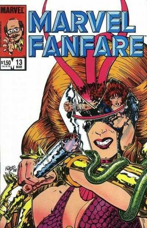 Marvel Fanfare 13 - #13
