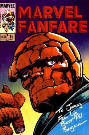 Marvel Fanfare 15 - #15