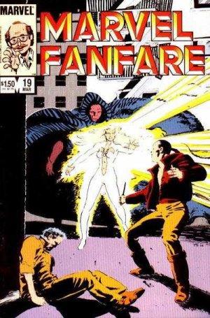 Marvel Fanfare 19 - #19