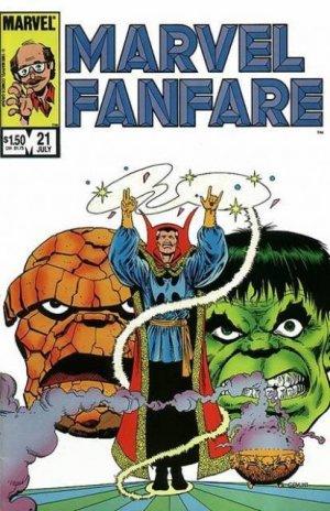 Marvel Fanfare 21 - #21