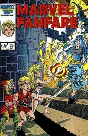 Marvel Fanfare 26